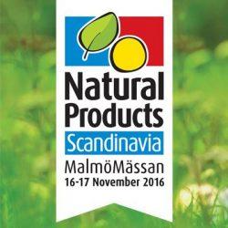 Участник в международното изложение Natural Products Scandinavia